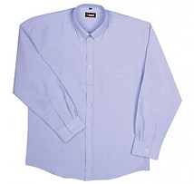 Ramo Mens Long Sleeve Oxford Shirt