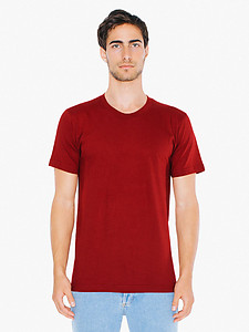 American Apparel Cotton Short Sleeve T - Colours