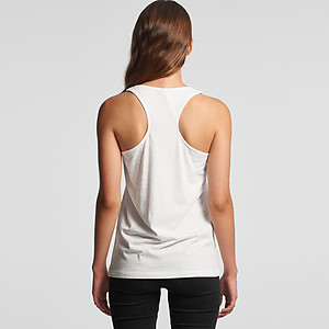 AS Colour Wo's Balance Racerback Singlet