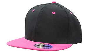 Two Tone Pastels Snap back Cap