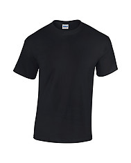 Gildan 2000 Ultra Cotton Tee - Black