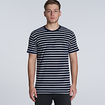 AS Colour Staple Stripe Tee
