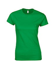 Gildan 64000L Fitted Ladies Tee - Colours