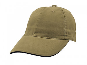 1 Washed Cotton Cap