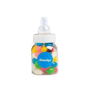 Baby Bottle filled with 50g Jelly Beans