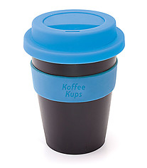 KOFFEE KUPS 355ml with hard plastic lid