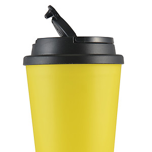 Aroma Double Walled Coffee Cup