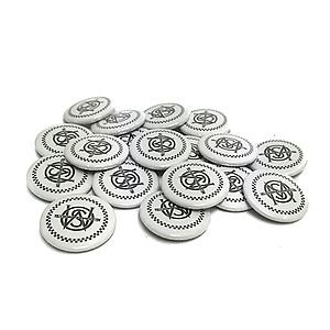 45mm Button Badges