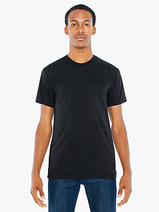 American Apparel Polycotton Short Sleeve T - Colours