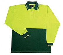 Ramo Hi Vis Polo Long Sleeve