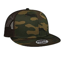 OTTO Camouflage Cotton Trucker with Mesh