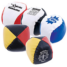 PVC Hacky Sacks  Juggling Balls