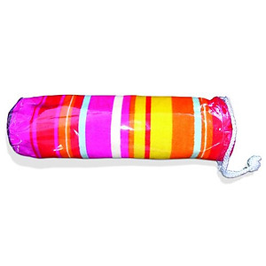 PVC Cylinder Bag with Drawstring
