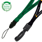 10mm Shoe String Environmentally Friendly Lanyard