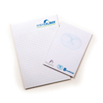 A4 Note pad (50 leaves per pad)
