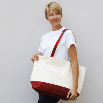 Resort Cotton Canvas Bags