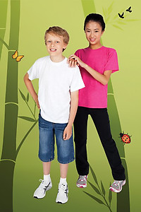 Ramo Kids Bamboo Cotton Tee