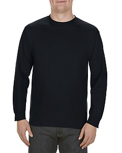 Alstyle Apparel 1304 AAA Long Sleeve T-Shirt - Black