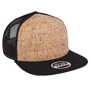 OTTO Cork Flatpeak Trucker