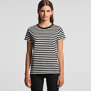 AS Colour Wo's Maple Stripe Tee