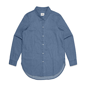 AS Colour Womens Denim Shirt