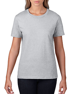 Premium Cotton Ladies Tee 4100L - Colours