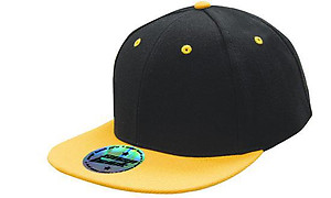 Two Tone Brights Snap back Cap