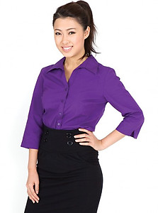 Ramo Ladies 3/4 Sleeve Shirt