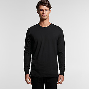 AS Colour  Mens Base Organic Longsleeve Tee