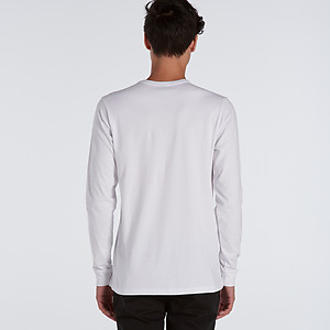 AS Colour Henley Long Sleeve Tee