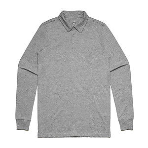 AS Colour Chad Longsleeve Polo