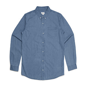 AS Colour Mens Denim Shirt
