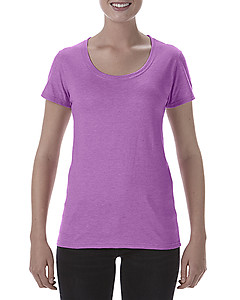 Gildan Ladies Deep Scoop Tee - Colours