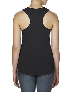 Anvil 6751L Tri-Blend Ladies Racerback Tank - Colours