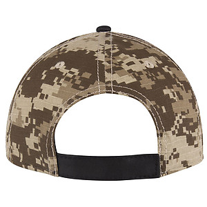 OTTO Wax Coated Cotton Canvas with Camouflage Cap