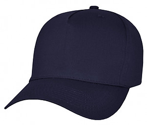 5-Panel/100% Cotton Twill
