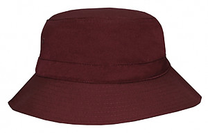 Polyviscose Bucket Hat