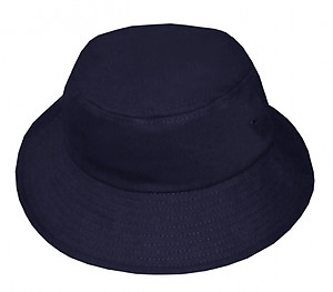 Kids Bucket Hat/Heavy Brushed Cotton