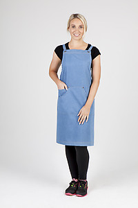 Ramo Full Body Cotton Denim Apron