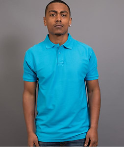 Sportage Delta Pique Knit Polo - Colours & Black