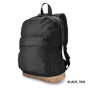 Rukus Polycotton Canvas Backpack