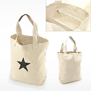 Iconic Polycotton Canvas Bag
