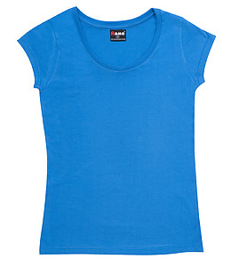 Ramo Ladies Jersey Scoop Neck Tee