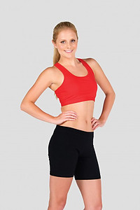 Ramo Ladies Gym Crop