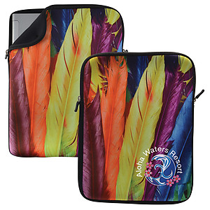 Neoprene Laptop Pouch with Zip