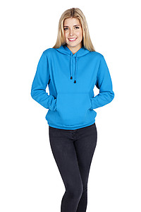 Ramo Ladies And Juniors Kangaroo Pocket Hoodie