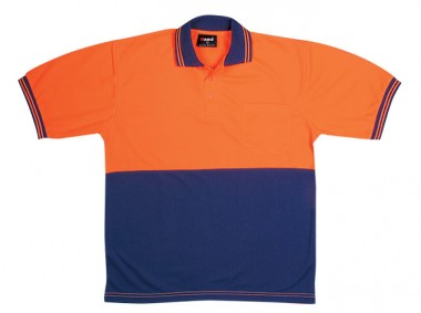 Ramo Hi Vis Polo Short Sleeve