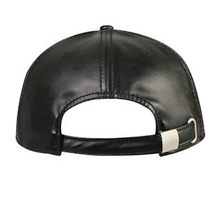 OTTO Leather Flat peak Cap
