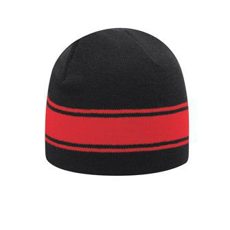 OTTO Knit Stripe Two Tone Beanies