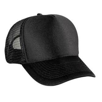 OTTO Foam Panel Trucker with Braid